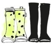 Joule's Wellies by Tom Joule